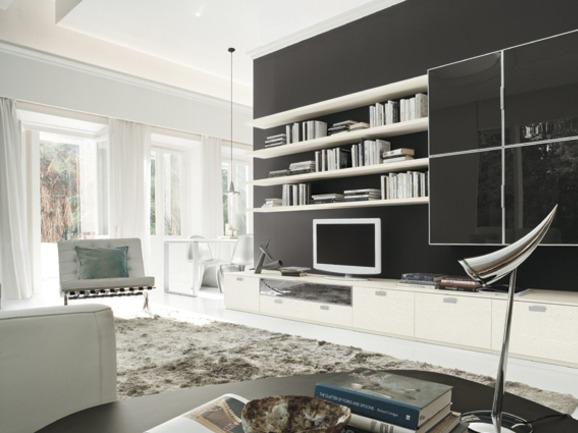 Mensole da soggiorno: come e quando usarle