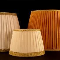 Paralume per lampada da tavolo modificare una pelliccia - Cappelli per lampade da tavolo ...