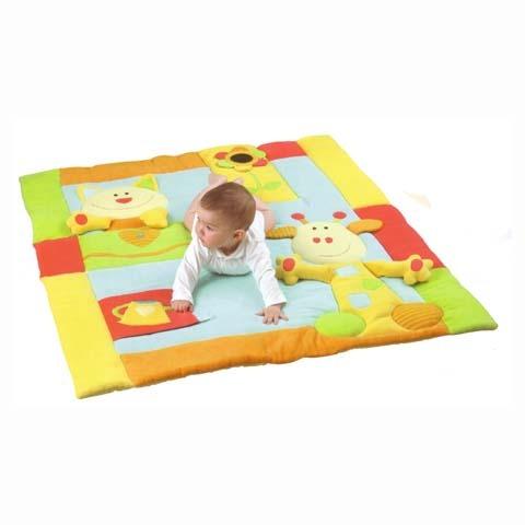 Tappeti per bambini modelli e consigli per l 39 acquisto - Tappeti per camerette neonati ...
