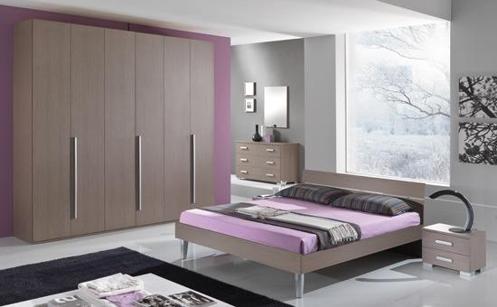 Biancheria da letto accessori e colori che danno luce alla stanza - Biancheria da letto bologna ...