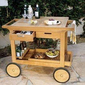 carrello cucina harmony bianco con piano in legno 3 cestelli ...