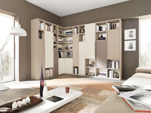 Complementi d 39 arredo per il soggiorno come arredare la stanza pi importante - Mobile angolare moderno ...
