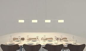 Lampade a sospensione in soggiorno modelli e collocazione - Lampade sopra tavolo da pranzo ...