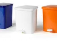 Contenitori e secchi per l'immondizia da bagno