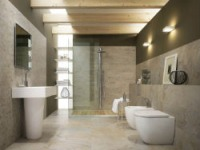 Lampade da soffitto e da parete da bagno